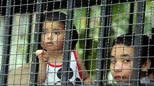 Thousands of child refugees held in Thailand - CNN