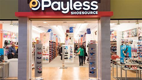 Payless Shoesource To Close 400 Locations Nationwide