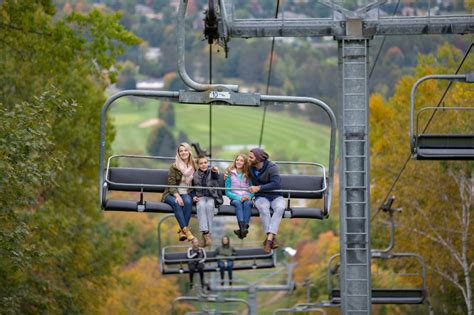 fall colors comet sky ride travel wisconsin
