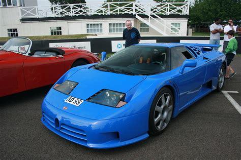 Bugatti Eb 110 Supersport