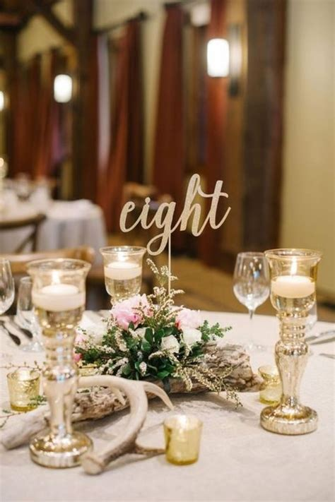 wedding table number ideas 17 winter wedding table numbers ideas happywedd com