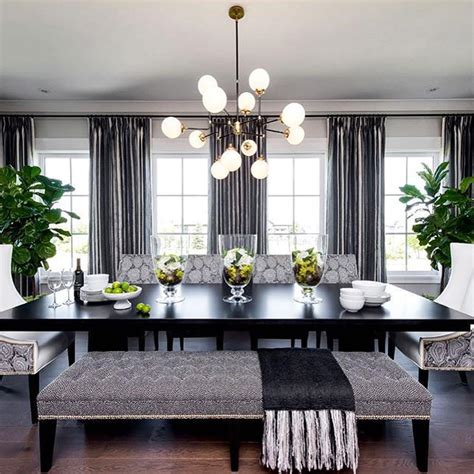 dining room contemporary dining rooms best 10 contemporary dining