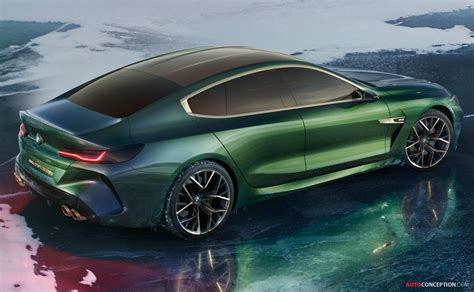 Bmw 8 Series Coupe Backgrounds by Bmw Concept M8 Gran Coupe Previews New 8 Series Flagship