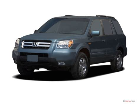 2006 Honda Pilot Review, Ratings, Specs, Prices, And