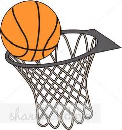 Basketball Hoop Clip Art