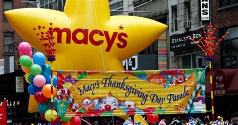 macys thanksgiving day parade  blog