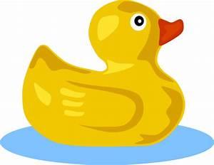 Rubber Duck Clip Art at Clker.com - vector clip art online ...