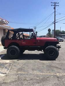 1988 Jeep Wrangler Yj 4 2 Inline 6 Cyl 139300 Miles 5