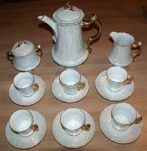 Antikes Porzellan Kaufen : antikes porzellan kaffee service c t altwasser perlmut ebay ~ Michelbontemps.com Haus und Dekorationen