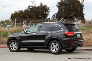 Review  2013 Jeep Grand Cherokee Overland Summit