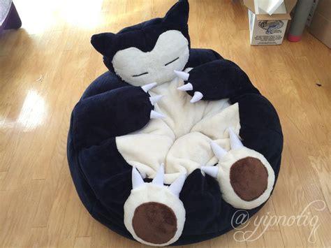 Snorlax Bean Bag Chair by Snorlax Beanbag Snorlax Bean Bags Search