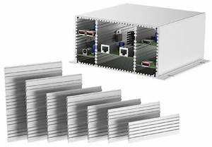 Led Kühlkörper Berechnen : unterteilung f r kombinationsgeh use fischerelektronik ~ Themetempest.com Abrechnung