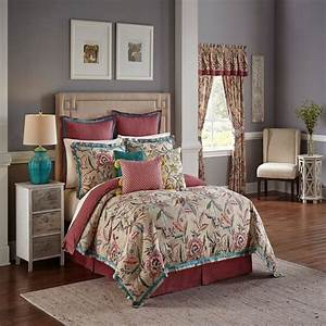 Waverly, Key, Of, Life, Reversible, Comforter, Collection