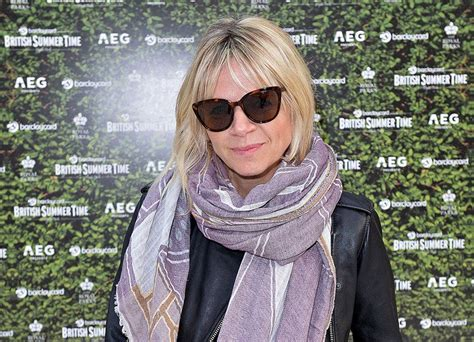 The tv and radio household name famously worked. Zoe Ball Admits To Suffering Setbacks When She Tackled Alcohol Addiction