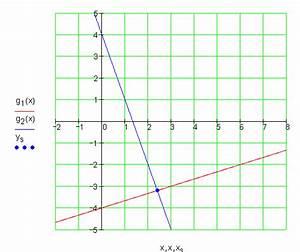 Koordinaten Schnittpunkt Berechnen : ausf hrliche l sungen zu den trainingsaufgaben zur lage zweier geraden zueinander mathe brinkmann ~ Themetempest.com Abrechnung