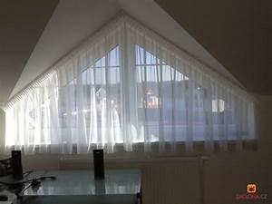 Schräge Fenster Gardinen : gardinen schr ge fenster selber n hen haus design ideen ~ Watch28wear.com Haus und Dekorationen
