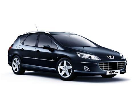 Peugeot 407 Sw by Peugeot 407 Sw Quot Black Silver Quot 2009