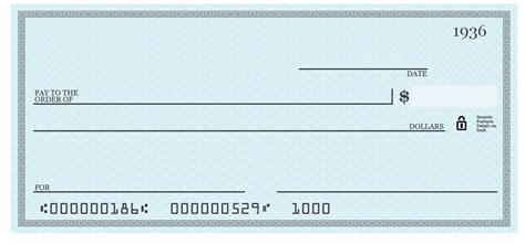 blank check templates word excel samples