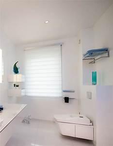 Bad Ideen Gäste Wc : g ste wc in weiss ein modernes g stebad mit toto neorest ac dusch wc ~ Michelbontemps.com Haus und Dekorationen