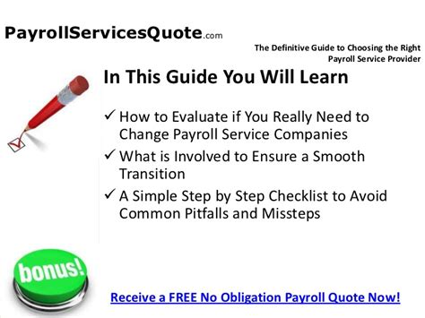 best payroll companies how to choose the best payroll service company