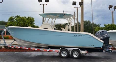 Cobia Boats For Sale by Cobia Boats 296 Center Console Boats For Sale Boats