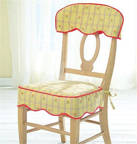 kitchen chair covers sewing pattern mccall s m4405 dining room kitchen chair