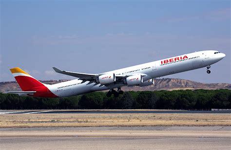 Detalle Flota Iberia Airbus A340 600