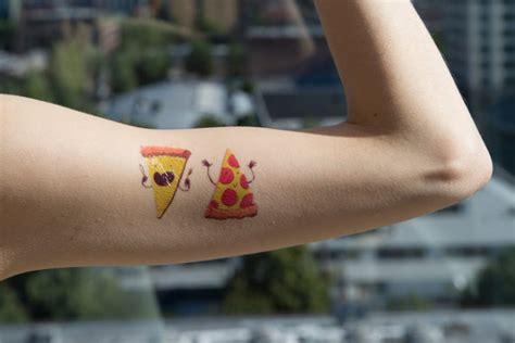 pizza tattoos   sleeve