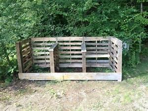 Komposter Holz Selber Bauen : komposter selber bauen anleitung in einfachen schritten gartenideen ~ Frokenaadalensverden.com Haus und Dekorationen