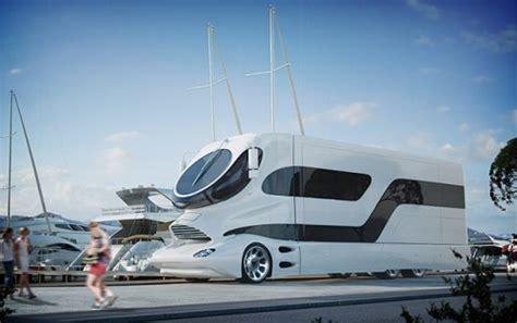 A Luxury Land Yacht