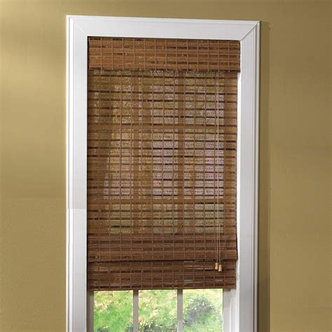 Lewis Hyman Bamboo Roman Shades  Window Treatments Design