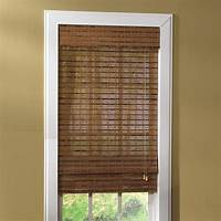 bamboo roman shades Lewis Hyman Bamboo Roman Shades | Window Treatments Design ...