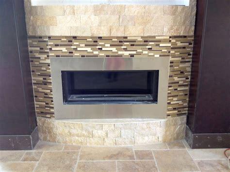 modern brick fireplace design modern fireplace designs with glass with brick border Modern Brick Fireplace Design