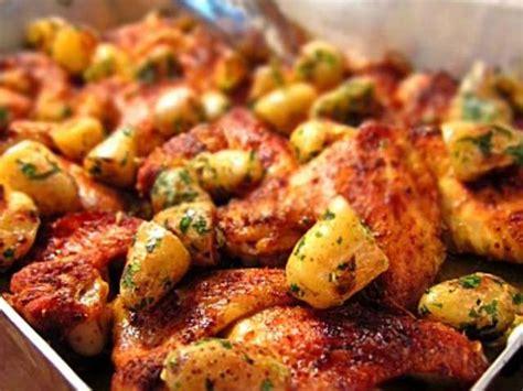 les meilleures recettes de pomme de terre et poulet