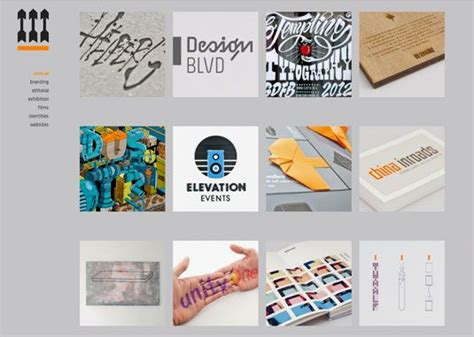 12355 graphic design portfolio book exles 35 brilliant design portfolios to inspire you