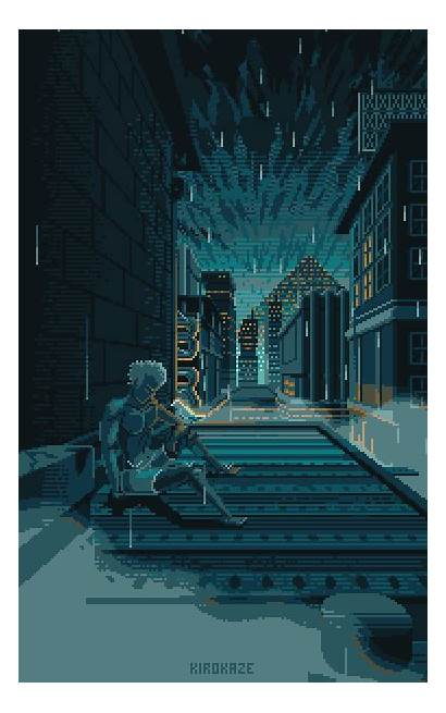 Pixel Amazing Kirokaze Resting Place Animations Animation