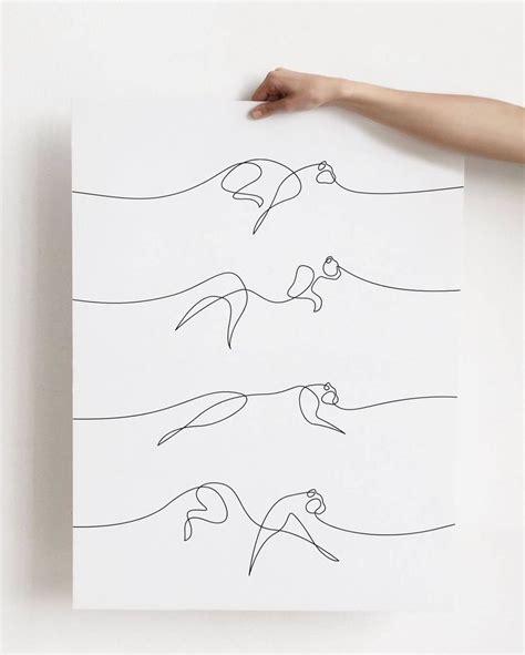 schöne bilder zum zeichnen zeichnen mit nur einem strich linienkunst aus frankreich innen sch 246 ne bilder zum