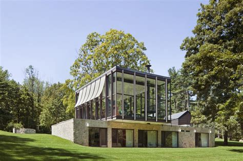 philip johnson new canaan roger ferris partners country estate in new canaan