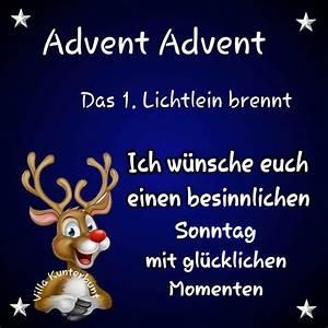 Grüße Zum 2 Advent Lustig : advent weihnachten weihnachten bilder ~ Haus.voiturepedia.club Haus und Dekorationen