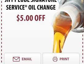 save    veterans  valvoline oil change
