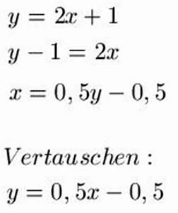 Umkehrfunktion Berechnen Online : umkehrfunktion berechnen bilden ~ Themetempest.com Abrechnung