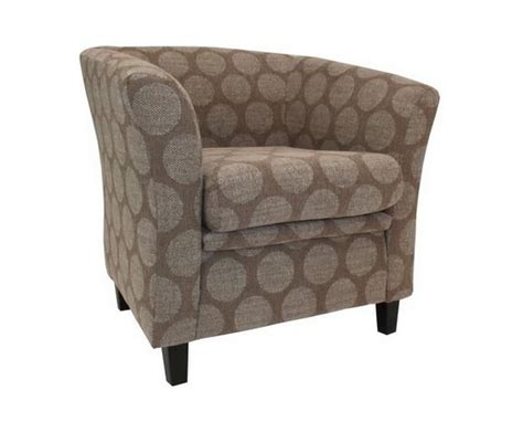 upholstered tub chairs york mocha brown upholstered tub chair