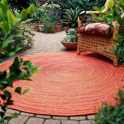 outdoor patio rugs modern carpets give the exterior a cool look fresh