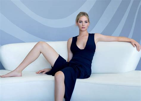 Jennifer Lawrence Photoshoot For Dior 2015