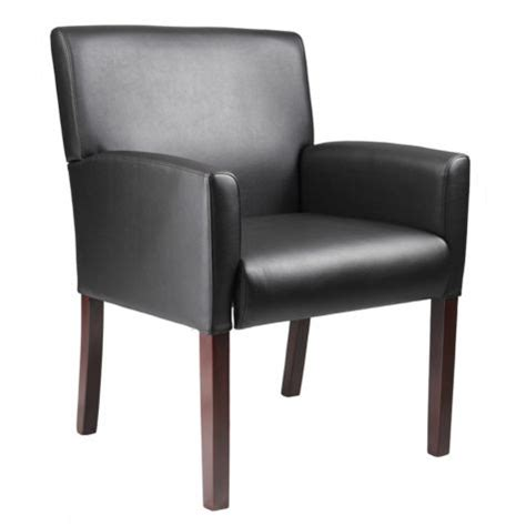black vinyl reception arm chair ch02913 and other all