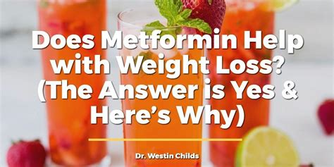 metformin   weight loss  answer