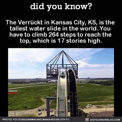 Slide Water Tallest