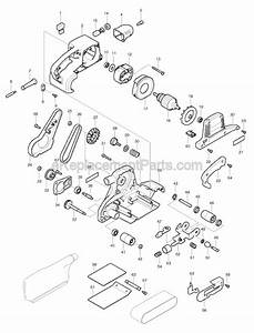 Makita 9903 Parts List And Diagram   Ereplacementparts Com