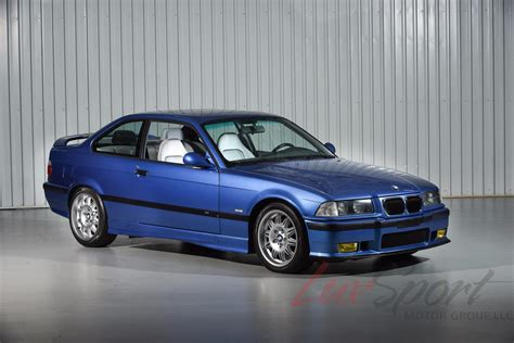 1999 Bmw E36 M3 Coupe Stock # 1999123 For Sale Near New