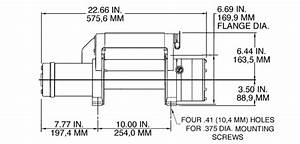 Ramsey Rep8000 Winch Wiring Diagram